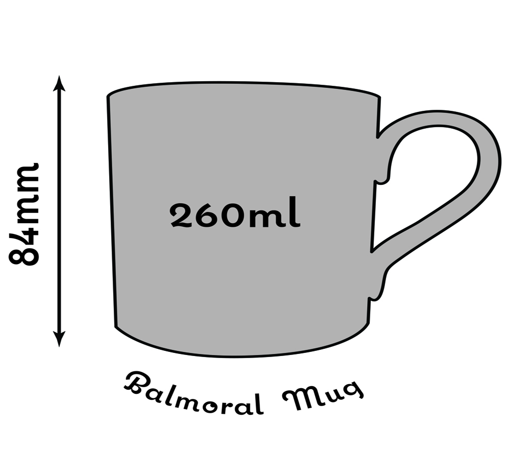 Balmoral Mug
